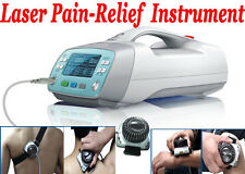 CE NEW Physiotherapy Cold Laser Therapy LLLT for Arthritis Injuries Acupuncture