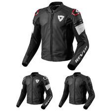 Blousons noirs Rev'it longueur taille pour motocyclette