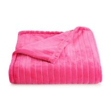 The Big One Throw Blanket Pink Blanket BRAND NEW w/ Tags Pink Soft Oversized
