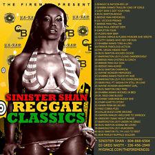 "Sinister Shan ""Reggae Classics 1"" (Classic Reggae) Mixed Like It Should Be"