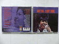 CD Album ARETHA FRANKLIN Lady soul 8122 71933 2