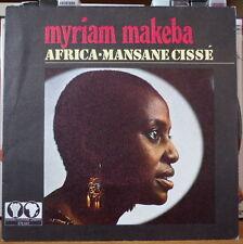 MYRIAM MAKEBA AFRICA FRENCH SP SONODISC SYLIPHONE