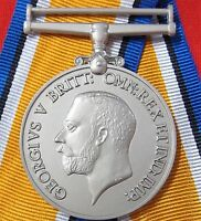 **WW1 BRITISH WAR MEDAL AUSTRALIAN ARMY NAVY AIR FORCE REPLICA ANZAC BWM AIF