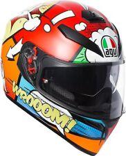 Helmet moto Agv K-3 K3 Sv Balloon size S casque integral helm motorrad