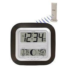 WS-8418U-IT La Crosse Technology Atomic Digital Wall Clock with TX37U-IT Sensor