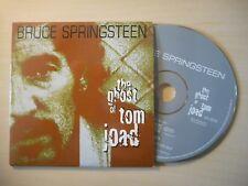 BRUCE SPRINGSTEEN : THE GHOST OF TOM JOAD *RARE PROMO* [CD SINGLE]