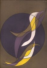 CRIPPA Roberto, Suns/Landscapes. Sei acqueforti originali. Graphis Arte 1974
