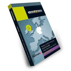 VDO-Dayton TomTom Tele Atlas Deutschland C-IQ SUPERCODE 2014/2015 Hauptstraßen E