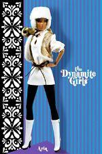 The Dynamite Girls 2008 Aria Integrity Fashion Royalty Jason Wu