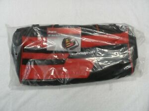 """Snap-On Tool Bag Wide Mouth Heavy Duty Portable Tote 20"""" - Part # 870110"""