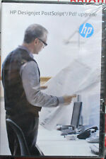 HP Designjet PostScript PDF Upgrade Kit CQ745B Z6200/6600/6800 T7100/7200 D5800