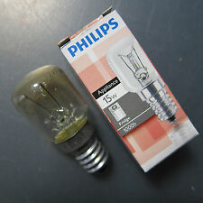 PHILIPS 15W E14 T25 230V refrigerator LAMP BULB 0 degree 15 Watt