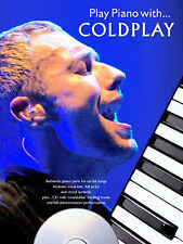 "Play Piano with ""Coldplay"", 1844493369, New Book"