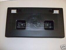 New OEM Infiniti I30 Front License Plate Bracket 1997-1999