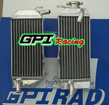 Aluminum Radiator FOR Honda CRF450R CRF450 2009 -2012 09 2010 2011 12