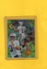 1996 COLLECTOR'S EDGE ADVANTAGE VIEDO DAN MARINO #V24 1400/2000