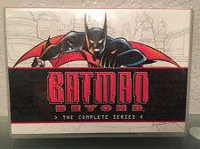 Batman Beyond: The Complete Series (DVD, 2010, 9-Disc Set, Limited Edition #22