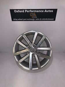 """Genuine 18"""" Volkswagen Golf Vancouver Alloy wheel"""