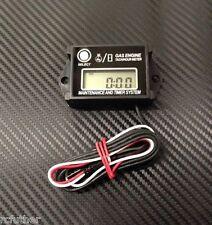Digital Waterproof Tachometer + RPM Recall for 2/4 Strokes RC Boat Baja, Zenoah