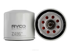 Ryco Oil Filter Z436 Mitsubishi Lancer Evolution Nissan NAVARA D23 BOX OF 6