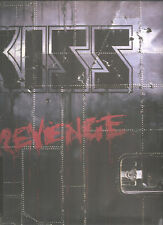 "KISS ""Revenge"" 180g Vinyl LP Back To Black sealed"