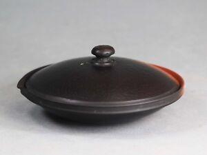 Tokoname Hand-made Shiboridashi Teapot by Yoshiki, #yoshiki74, 60ml