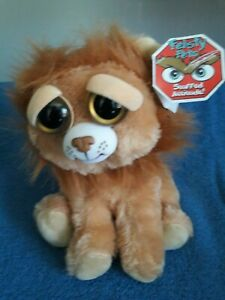 Feisty Pets 2015 Plush MARKY MISCHIEF Lion