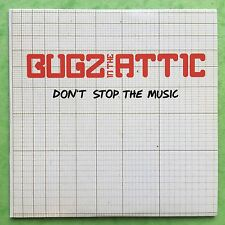 Bugs In The Attic - Don't Stop The Music - Card Sleeve - Promo CD (ENA286)
