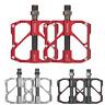 PROMEND Aluminum Alloy Carbon 3 Bearings Bicycle Pedal Flat MTB Road Bike Pedals