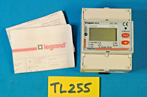 Compteur d'énergie électrique LEGRAND LEXIC TI 004684 RS485 triphasé tri ( TL255