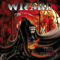 WIZARD - Trail Of Death - CD - 200845