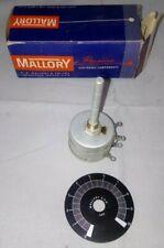 New Mallory L8 L Pad 8 Ohm 4 Watt 15Watt Audio Attenuator