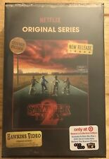 NEW STRANGER THINGS SEASON 2 BLU RAY DVD TARGET EXCLUSIVE VHS PACKING + PHOTOS