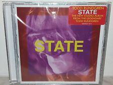 CD TODD RUNDGREN - STATE - NUOVO NEW