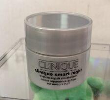 CLINIQUE Smart Night Custom-Repair Moisturizer Cream MINI (.5oz/15mL)