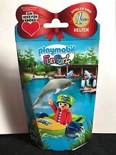PMW Playmobil 9412 PIRATA PEQUEÑO RICO EXCLUSIVO FUNPARK ALEMANIA 2017 DIFICIL