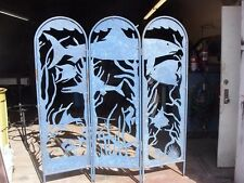 Ornamental Room Divider