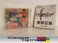 5x Schutzhüllen Game Boy Classic Small Gameboy NTSC-J Japan OVP Box Protector