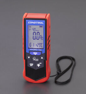 Wood and Concrete Moisture Meter CONDTROL Hydro-Tec