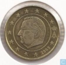 België 2002  50 cent   UNC uit de rol  UNC du rouleaux !!