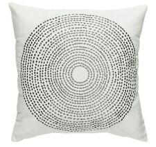Pillow Case Zen Garden elbersdrucke White Anthracite Circles 196769