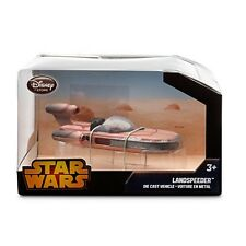 Disney Store 2014 Exclusive Star Wars Landspeeder Die Cast Vehicle (NEW)