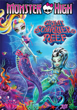 Monster High: Great Scarrier Reef [New DVD] Slipsleeve Packaging, Snap Case