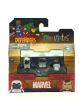 Marvel Minimates Marvel Now! Moon Knight & Assault Punisher Defenders Wave 75