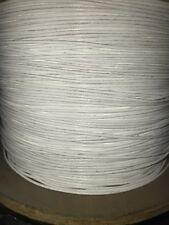 Rg188a/u MIL-C-17/69 50 Ohm Teflon Silver Plated Coax 50 foot spool Brand New