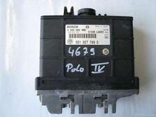 Steuergerät Automatikgetriebe 0260002485 VW POLO (6N1) 75 1.6