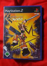 Musashi - Samurai Legend - Sony PlayStation 2 / PS2 -  2005 - Square Enix