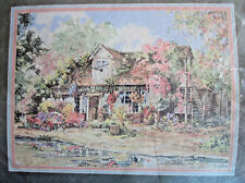 """Pegasus Publication / Mary Bell """"Gomshall Flower Shop"""" Counted Cross Stitch Kit"""