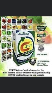 C24/7  NATURA - CEUTICALS  30 CAPSULES
