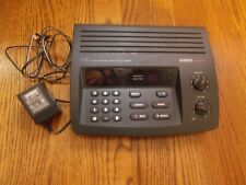 UNIDEN BC144XL BEARCAT BSE MOBILE SCANNER POLICE FIRE WEATHER - NO ANTENNA